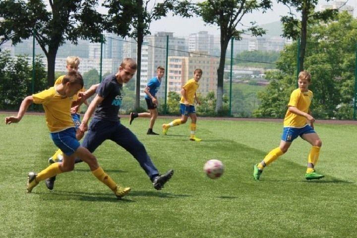 Во Владивостоке состоится турнир по футболу среди дворовых команд