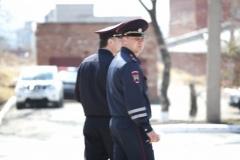 В центре Владивостока задержали пьяного лихача на мопеде