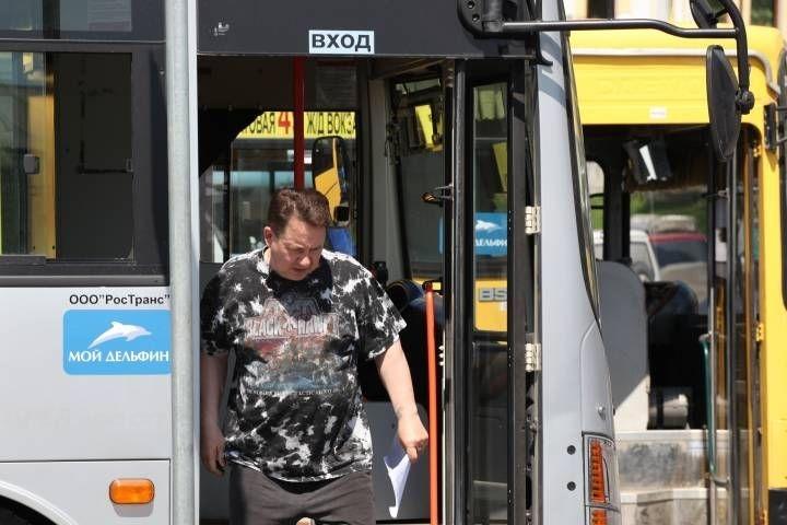 Во Владивостоке продолжаются рейды ГИБДД по выявлению автобусов с перебитыми номерами