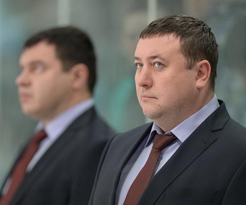 Новый тренер возглавил молодежную хоккейную команду «Тайфун» в Приморье