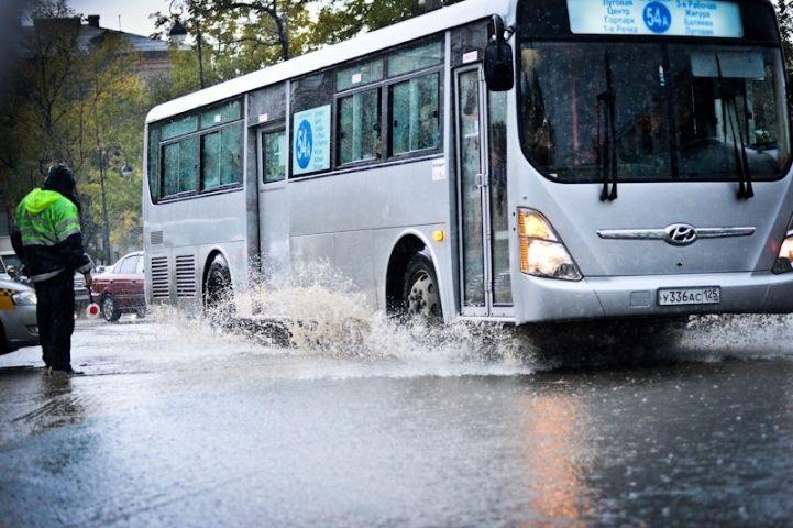 Первый в сезоне тайфун может пройти 10-11 июля недалеко от Владивостока