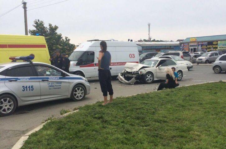 В Приморье произошла серьезная авария