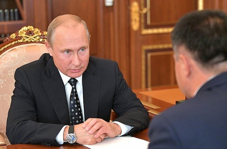 Президент одобрил приобретение новых электричек для Приморья за счет ОАО «РЖД»