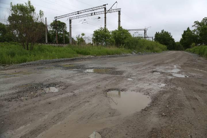 ГИБДД Владивостока подала в суд на мэрию за плохие дороги