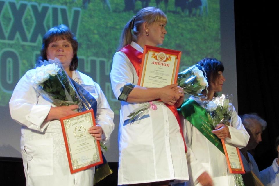 В Приморье определили лучших специалистов по осеменению рогатого скота