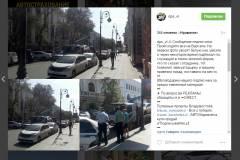 Судебный пристав «отбил» свою машину у эвакуаторщиков во Владивостоке