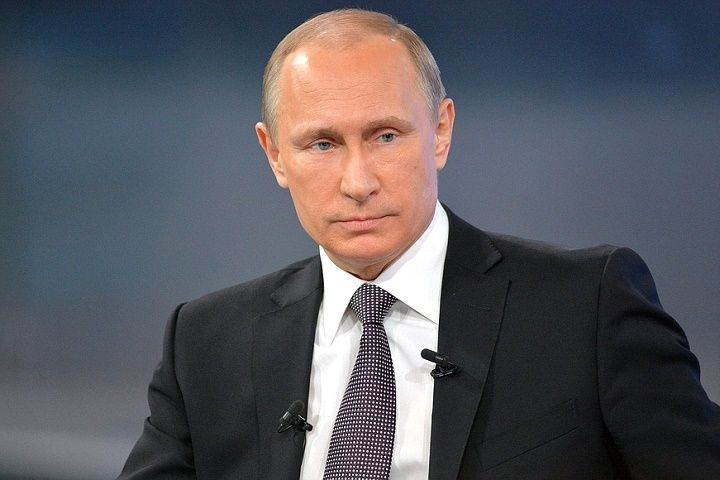 Владимир Путин подписал антитеррористический «пакет Яровой»