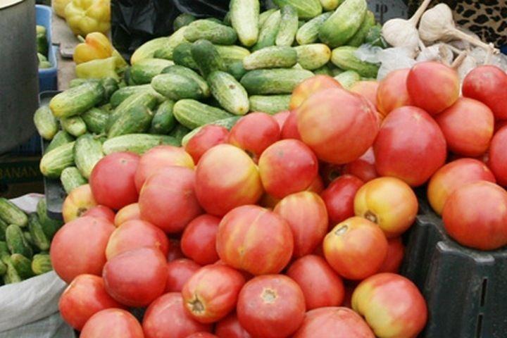 В России из-за аномально холодного лета цены на овощи выросли в 1,5 раза