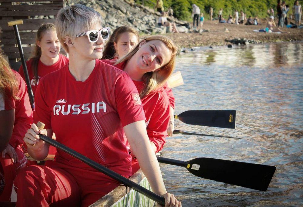 Женская сборная Приморья по гребле на лодках «Дракон»выступит на чемпионате мира