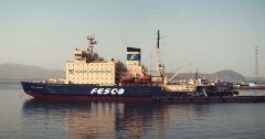 Ледокол «Капитан Хлебников» отправился в туристический рейс из Владивостока в Арктику