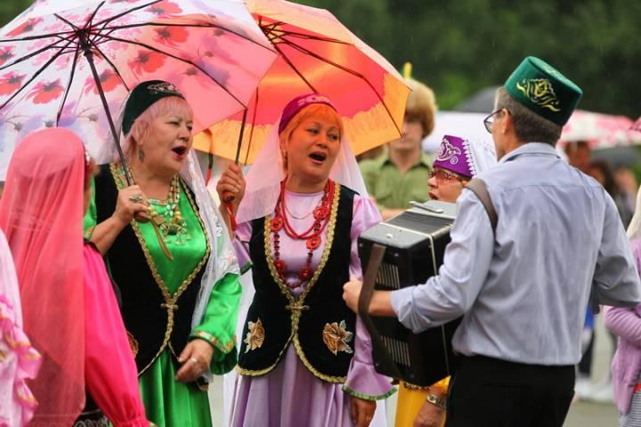 Праздник Сабантуй отпраздновали в Приморье