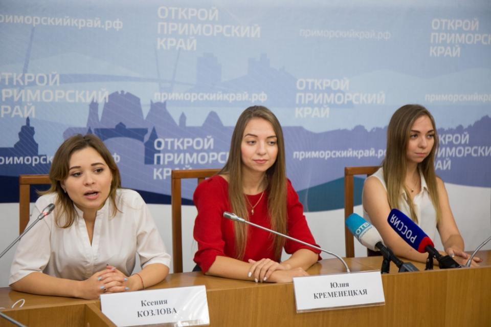 Волонтеры Приморья на чемпионате мира развеяли стереотипы