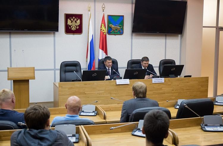 Во Владивостоке планируют построить новый футбольный стадион