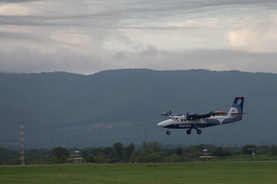 Масштабную реконструкцию аэродрома проведут в селе Самарга Тернейского района