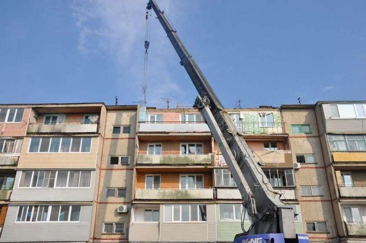 Часть жителей аварийного дома в Уссурийске вернутся в свои квартиры уже завтра