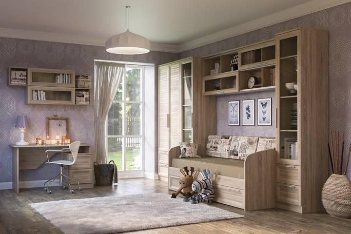 Обновить интерьер детской на летних каникулах советуют продавцы мебели во Владивостоке