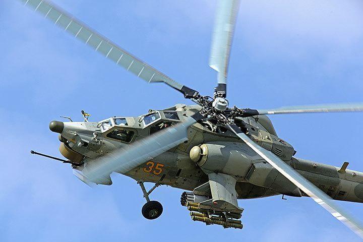 Россия готовит ответ на сбитый в Сирии вертолет