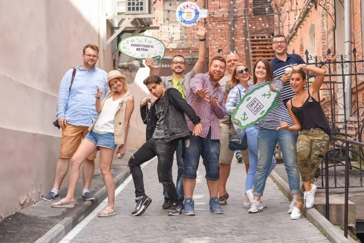 Блогеры со всей страны собрались во Владивостоке