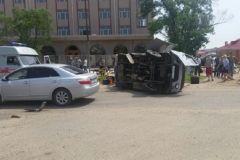 В Приморье задержали водителя иномарки, скрывшегося с места ДТП