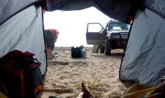 Бухта Нарва: пресное море, прозрачная вода и мало отдыхающих