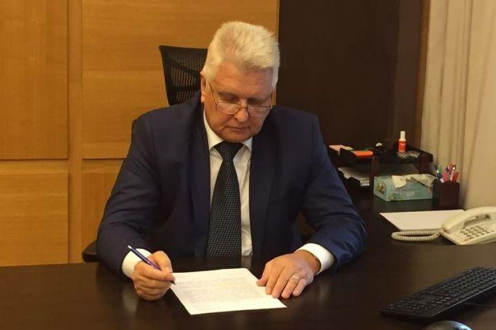 Миклушевский назначил нового директора «Приморкрайстроя»