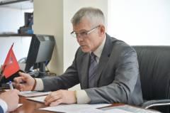 Главу Спасска-Дальнего временно отстранили от должности
