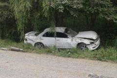 Пятеро взрослых и ребенок пострадали в ДТП в Приморье