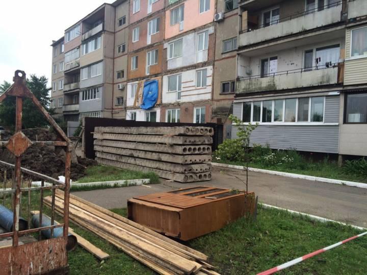 Треснувший дом в Уссурийске мог взлететь на воздух – жильцы