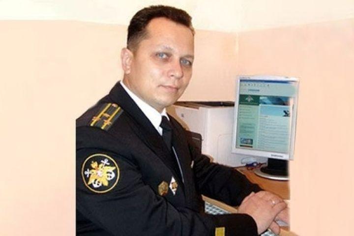Пресс-секретарь ТОФ Роман Мартов переходит на Балтийский флот