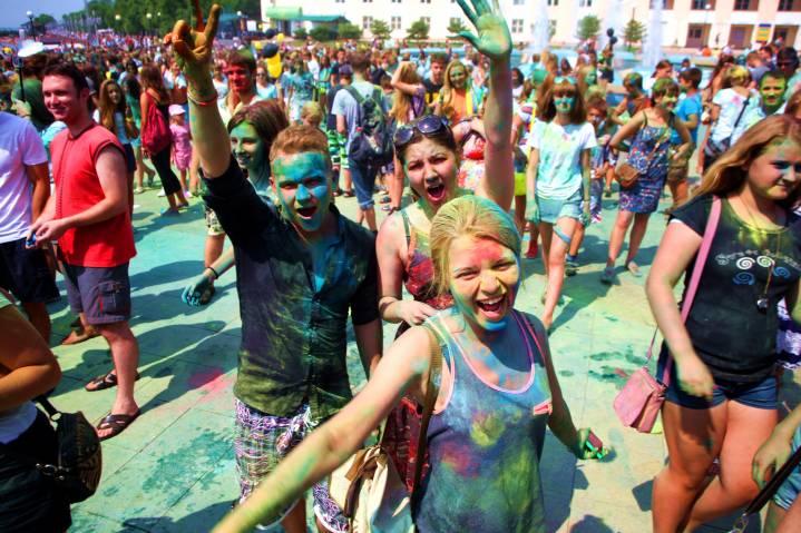 Сходить бесплатно: концерты, вечеринки и хорошее кино