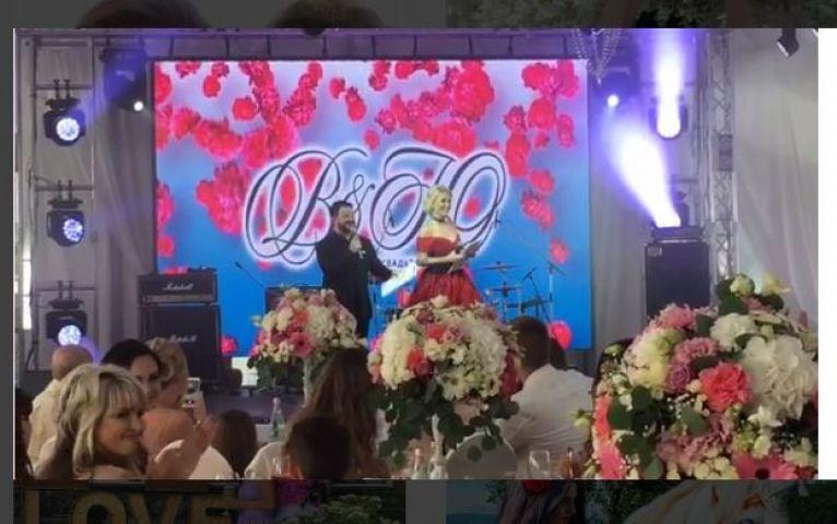 Опубликовано видео с вызывающе дорогой «свадьбы года» во Владивостоке