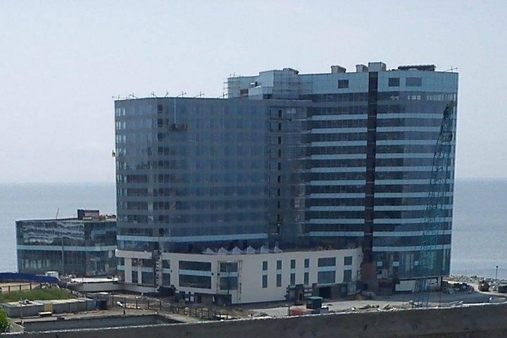 Hyatt на мысе Бурном во Владивостоке продадут на открытом аукционе в сентябре
