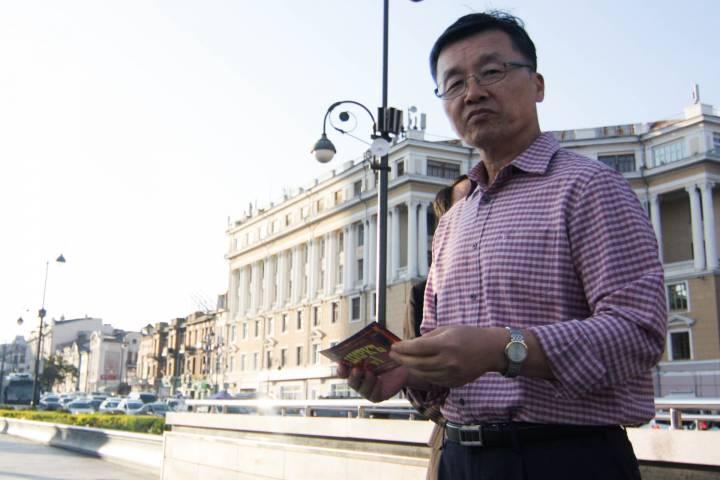Турпоток из Китая в Приморье вырос на 85 процентов