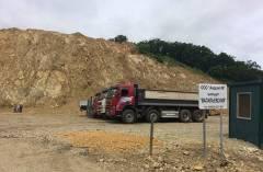 Новый карьер природных ископаемых открыли в Приморье