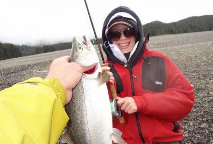 Бесстрашная домохозяйка из Приморья покорила просторы Аляски