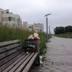 Набережная элитного района Владивостока шокирует своим видом