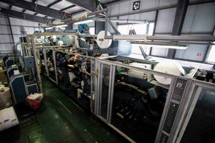 В Приморье откроется производство подгузников