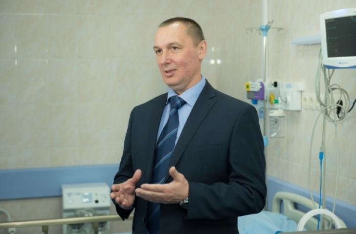 Во Владивостоке арестован экс-руководительмедицинского центра ДВФУ ОлегБубнов