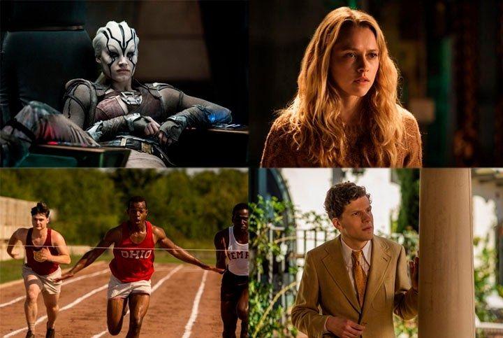 Обзор кино: ужастик, фантастика, байопик, комедия и мелодрама
