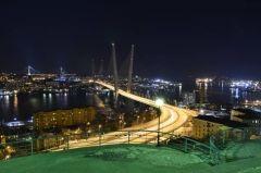 Новый фоторадар заработал на «чуркинской» стороне Золотого моста