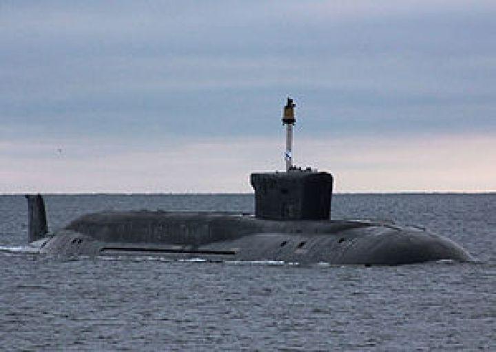 Подводная лодка ТОФ вернулась во Владивосток после морского похода