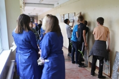 1500 старшеклассников подработали летом в школьных рабочих бригадах Владивостока