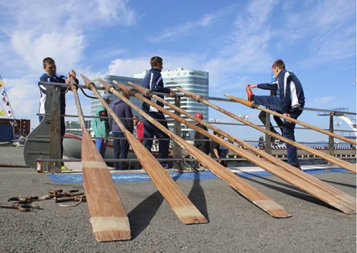 Чемпионат Тихоокеанского флота прошел во Владивостоке