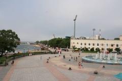 Жители Владивостока требуют вернуть им набережную