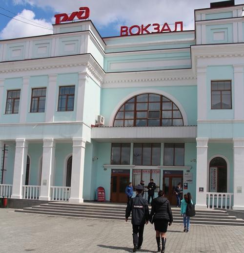 Житель Бурятии решил ограбить железнодорожный вокзал в Уссурийске