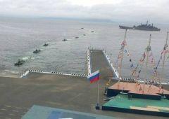 Владивосток вошел в топ городов, популярных у туристов на День ВМФ