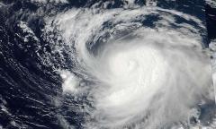 Что ждать Приморью от мощного тайфуна Нору?