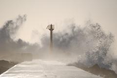 Внимание приморских синоптиков приковано к тайфуну Nesat