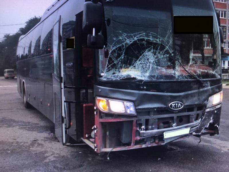 В Приморье водитель автобуса ответит рублем за нарушение ПДД, повлекшее аварию