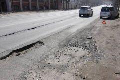 Медведев назвал дороги в России «не очень хорошими»